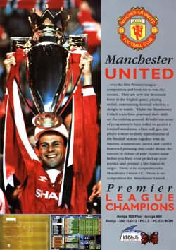 MUFCPLC Magazine Advert